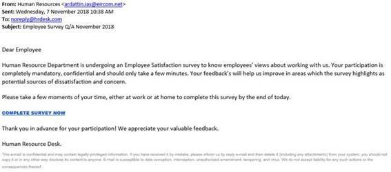 Employee satisfaction image