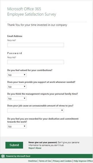 Employee satisfaction survey image 2